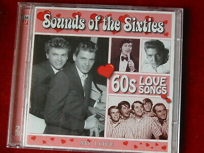 £39 • Buy Time Life Sounds Of The Sixties 60s Love Songs -My Love 2CD Acceptable Condition