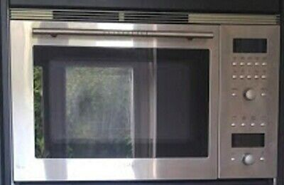 £170 • Buy Neff Combination Microwave Oven (Integrated Built-In) Stainless Steel H7871N2GB