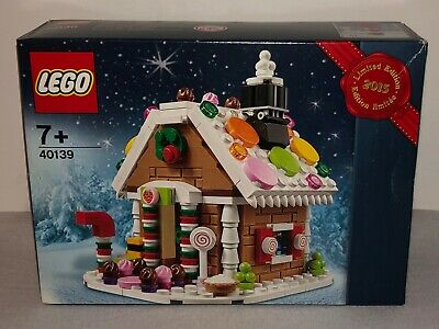 £49.99 • Buy Lego Limited Edition 2015: Gingerbread House #40139 - Retired Set New & Unopened
