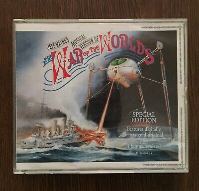 £4.99 • Buy War Of The Worlds Special Edition Double CD