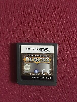 £3 • Buy Nintendo Ds Game Combat Of Giants Dragons Hardly Used.  Very Good Condition