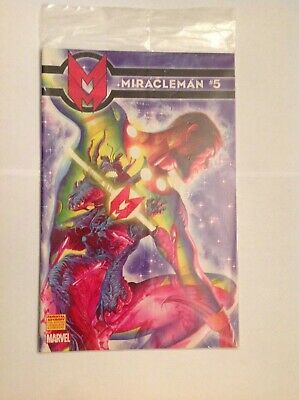 £1.99 • Buy MIRACLEMAN #5. Ross Variant. New & Sealed - Polybagged. Marvel Comics (2014).