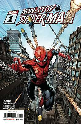 £3.58 • Buy NON-STOP SPIDER-MAN #1 Finch Cover