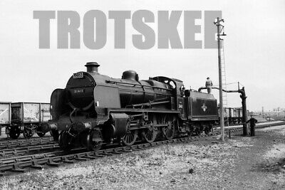 £3.99 • Buy Larger Negative BR British Railway Steam Loco 31411 Class N Eastbourne Shed 1965