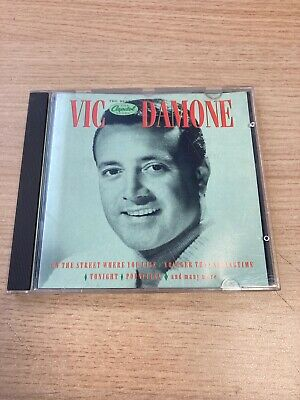 £3 • Buy BOX 11 - CD - Vic Damone - The Best Of The Capitol Years