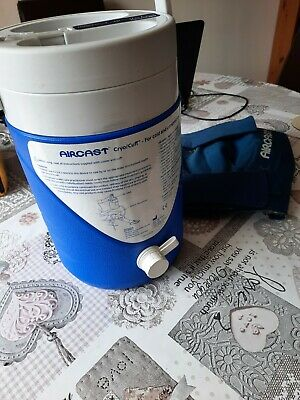£30 • Buy Aircast Cryo Cuff And Cooler. Used, And Not As Indicated)