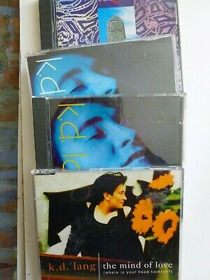 £0.71 • Buy K. D. Lang And Clannad 4 CD'S