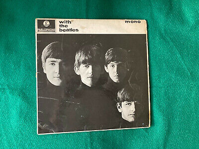 £7 • Buy The Beatles - With The Beatles - Mono PMC 1206 1963 2nd Press Good Cond 5N