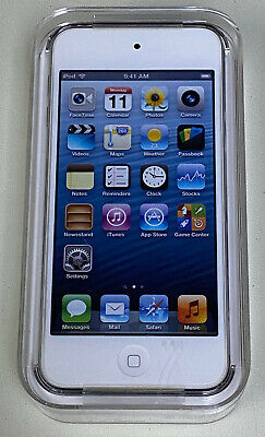£304.77 • Buy NEW Sealed Apple IPod Touch 5th Generation 64GB Silver MD721LL/A A1421 IOS 6!