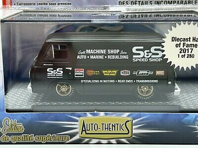 $29.99 • Buy M2 Machines Raw/Super Chase 1 Of 250 WW 1963 Ford Econoline DieCast Hall Of Fame