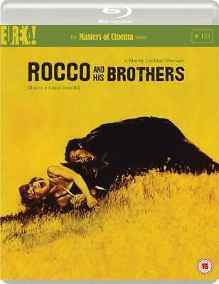 £11.91 • Buy ROCCO AND/& HIS BROTHERS (1960) Region B Blu-ray +Booklet *NEW* Fratelli