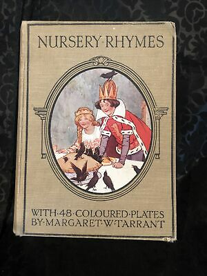 £10.86 • Buy Nursery Rhyme Book By Tarrant, Margaret Book With 48 Coloured Plates Rare