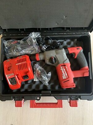 £200 • Buy Milwaukee M18CHX-0 M18 Fuel SDS-Plus Body Only Hammer Drill