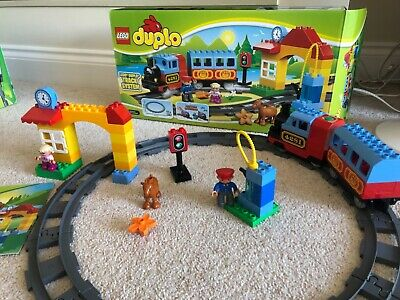 £12.50 • Buy Lego Duplo 10507 - My First Train Set - With Box And Instructions