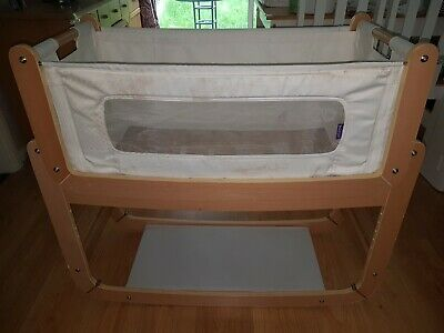 £26 • Buy SNUZPOD 2 3IN1 BEDSIDE Co Sleeping Cot Next To Me Style (no Mattress)