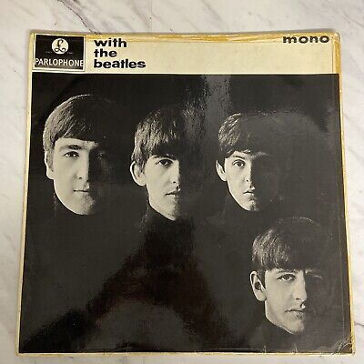 £23.99 • Buy The Beatles- With The Beatles, 1963 Parlophone PMC 1206 Mono Matrix 5N/ 7N