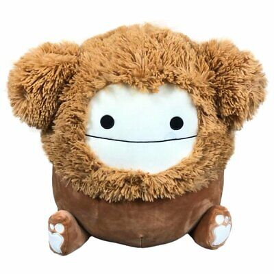 $35.14 • Buy Squishmallow 8 Inch Benny The Bigfoot Plush Toy, Stuffed Animal, Super Pillow So