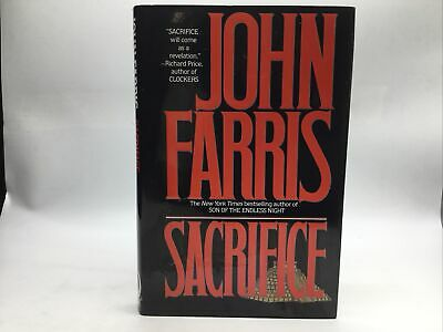 AU6.47 • Buy SIGNED FIRST EDITION Sacrifice By John Farris [TOR Books 1994] Hardcover