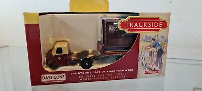 £7.99 • Buy Lledo Trackside Scammell Scarab & Container British Railways 1:76 Scale Dg148000