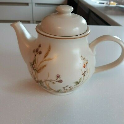 £3.99 • Buy Marks And Spencer HARVEST Small Teapot. Perfect Condition With No Tea Stains.