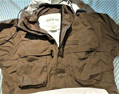 £20 • Buy ORVIS  ULTRALIGHT WADING/FLY FISHING JACKET .SIZE S. (36 Inch)