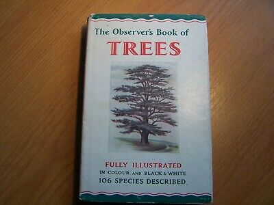 £4.99 • Buy The Observer's Book Of Trees. 1966
