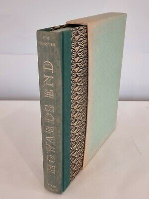 £9.99 • Buy Howards End - E.M. Forster - Folio Society - 1973 1st Edition
