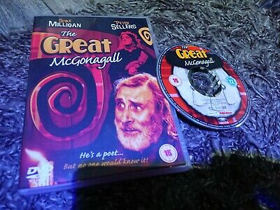 £2.95 • Buy The Great McGonagall (DVD, 2005) Spike Milligan, Peter Sellers