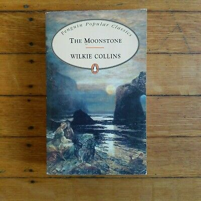 £4.78 • Buy The Moonstone By Wilkie Collins (Paperback, Penguin Books, 1994)