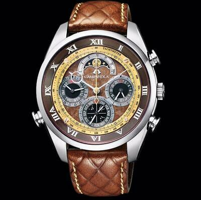 £3419.24 • Buy Rare CITIZEN CAMPANOLA Grand Complication AH4081-09W Minute Repeater Limited 250