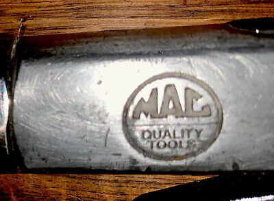 """$47.95 • Buy Mac 1/4"""" Air Ratchet With SS Head. USA High Quality Pneumatic Tool"""