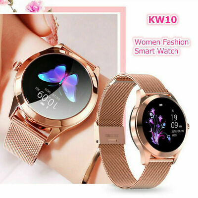 View Details Waterproof Sport Fitness Smart Watches Women Lady Heart Rate Tracker IOS Android • 35.99£