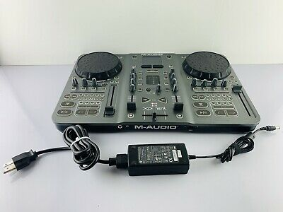 $129.99 • Buy M-Audio Xponent DJ Controller Audio MISSING 4 CONTROL KNOBS~UNTESTED~SOLD AS-IS