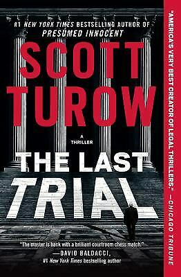 AU8.67 • Buy The Last Trial Kindle County Paperback