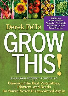 £3.25 • Buy Grow This! : A Garden Expert's Guide To Choosing The Best Vegetab