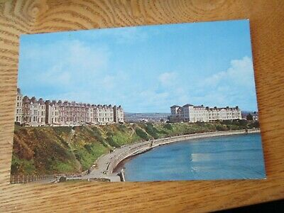 £0.75 • Buy Postcard Of The Promenade, Port St Mary (NPO Unposted) IOM