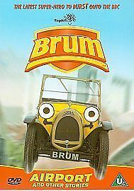 £7.99 • Buy Brum - Airport & Other Stories [DVD] - DVD  SCVG The Cheap Fast Free Post