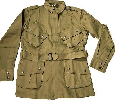 $49.95 • Buy  Wwii Us Airborne Paratrooper M1942 M42 Standard Jump Jacket-xsmall