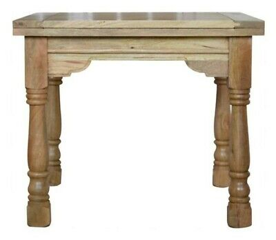 £260 • Buy Extendable Dining 100% Solid Mango Wood  Butterfly Royale Granary Table Handmade