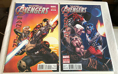 £5.99 • Buy Avengers X-Sanction Issues #1 And 2