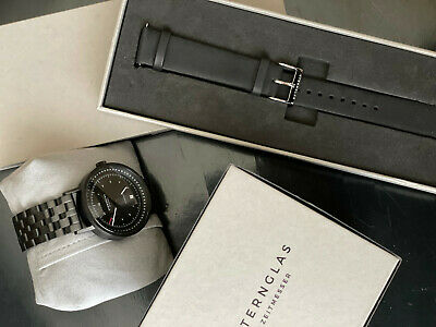 AU521.23 • Buy  STERNGLAS TOPOGRAPH. Unwanted Gift, Brand New In Box, With  Extra Leather Strap