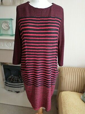 £5 • Buy Ladies Size 18 Roman Jumper Style Dress With Pockets