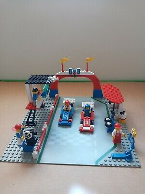 £8 • Buy 1980s Lego Motor Speedway (6381) With Box And Instructions