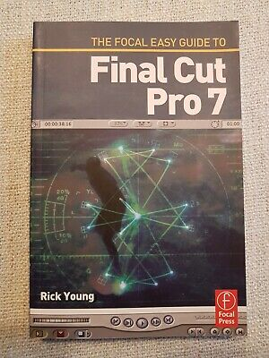 £7.90 • Buy Final Cut Pro 7 By Rick Young