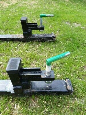 £1 • Buy Clamp On Forks Compact Tractor