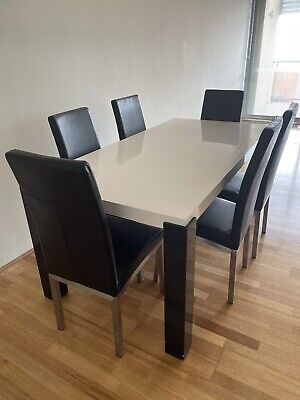 AU100 • Buy 6 Seater Sutton Dining Table