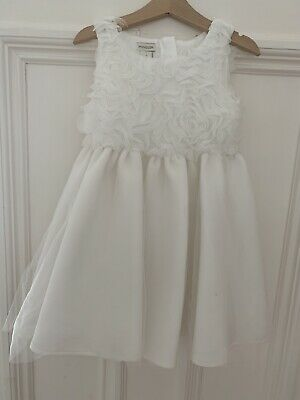 £15 • Buy Monsoon Flower Girl / Party Occasion Wedding Guest Dress Age 3 Years