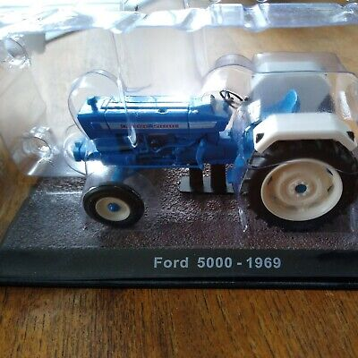 £5.50 • Buy Atlas Editions 1/32 Classic 1969 Ford 5000 - Diecast Model Tractor