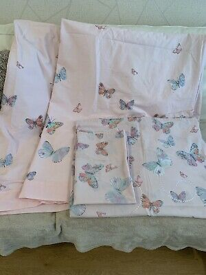 £20 • Buy Girls Next Blackout Curtains And Bedding Set