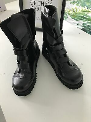£15 • Buy Ladies Chunky Flat Form Boot Size 5. Ex Condition